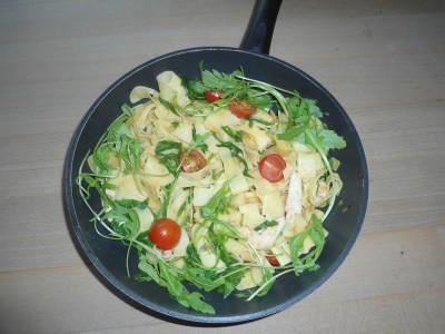 Makanan enak, sehat, dan cepat dimasak