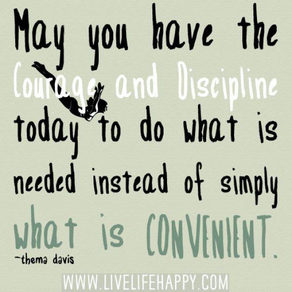 Tentang disiplin