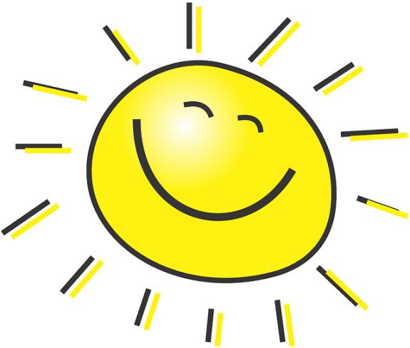 Hello, sunshine!